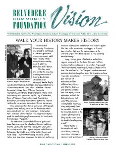 2009 Newsletter